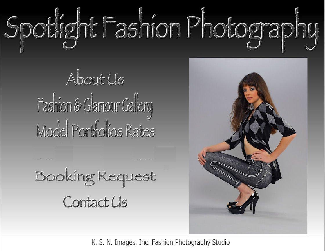 Glamour Fashion Photography